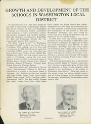 Page 8, 1954 Edition, Washington High School - Senatorian Yearbook (West Portsmouth, OH) online yearbook collection