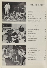 Page 12, 1956 Edition, Washington High School - Senatorian Yearbook (West Portsmouth, OH) online yearbook collection