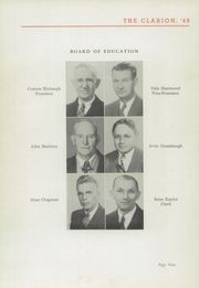 Page 13, 1948 Edition, Danville High School - Clarion Yearbook (Danville, OH) online yearbook collection