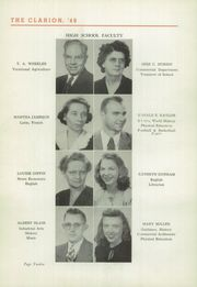 Page 16, 1948 Edition, Danville High School - Clarion Yearbook (Danville, OH) online yearbook collection