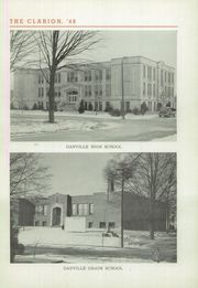 Page 8, 1948 Edition, Danville High School - Clarion Yearbook (Danville, OH) online yearbook collection
