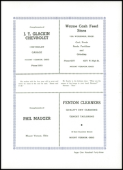Page 147, 1951 Edition, Danville High School - Clarion Yearbook (Danville, OH) online yearbook collection