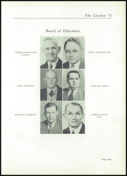Page 13, 1953 Edition, Danville High School - Clarion Yearbook (Danville, OH) online yearbook collection