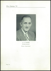 Page 14, 1953 Edition, Danville High School - Clarion Yearbook (Danville, OH) online yearbook collection