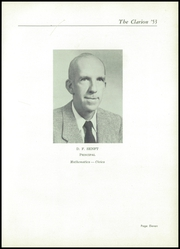 Page 15, 1953 Edition, Danville High School - Clarion Yearbook (Danville, OH) online yearbook collection