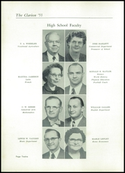 Page 16, 1953 Edition, Danville High School - Clarion Yearbook (Danville, OH) online yearbook collection