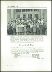 Page 36, 1953 Edition, Danville High School - Clarion Yearbook (Danville, OH) online yearbook collection
