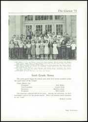 Page 37, 1953 Edition, Danville High School - Clarion Yearbook (Danville, OH) online yearbook collection