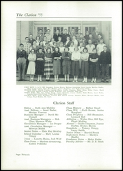 Page 40, 1953 Edition, Danville High School - Clarion Yearbook (Danville, OH) online yearbook collection