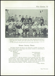 Page 41, 1953 Edition, Danville High School - Clarion Yearbook (Danville, OH) online yearbook collection