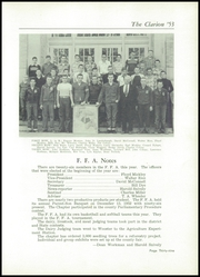 Page 43, 1953 Edition, Danville High School - Clarion Yearbook (Danville, OH) online yearbook collection
