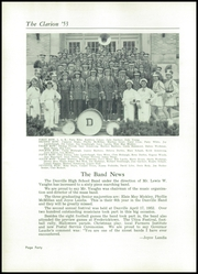 Page 44, 1953 Edition, Danville High School - Clarion Yearbook (Danville, OH) online yearbook collection