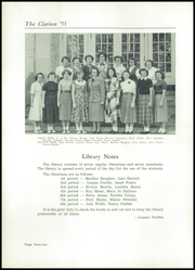 Page 46, 1953 Edition, Danville High School - Clarion Yearbook (Danville, OH) online yearbook collection