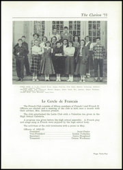 Page 49, 1953 Edition, Danville High School - Clarion Yearbook (Danville, OH) online yearbook collection