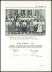 Page 51, 1953 Edition, Danville High School - Clarion Yearbook (Danville, OH) online yearbook collection
