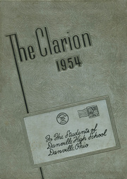 Danville High School - Clarion Yearbook (Danville, OH) online yearbook collection, 1954 Edition, Page 1
