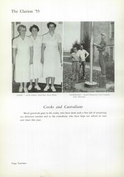 Page 18, 1955 Edition, Danville High School - Clarion Yearbook (Danville, OH) online yearbook collection