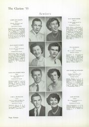 Page 20, 1955 Edition, Danville High School - Clarion Yearbook (Danville, OH) online yearbook collection