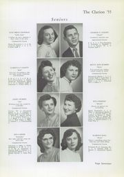 Page 21, 1955 Edition, Danville High School - Clarion Yearbook (Danville, OH) online yearbook collection