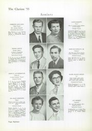 Page 22, 1955 Edition, Danville High School - Clarion Yearbook (Danville, OH) online yearbook collection