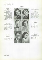 Page 24, 1955 Edition, Danville High School - Clarion Yearbook (Danville, OH) online yearbook collection