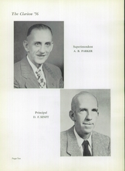 Page 14, 1956 Edition, Danville High School - Clarion Yearbook (Danville, OH) online yearbook collection