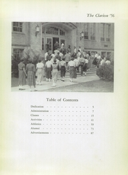 Page 7, 1956 Edition, Danville High School - Clarion Yearbook (Danville, OH) online yearbook collection