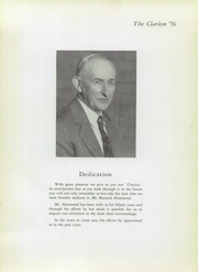 Page 9, 1956 Edition, Danville High School - Clarion Yearbook (Danville, OH) online yearbook collection