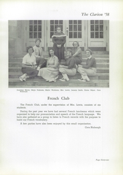 Page 65, 1958 Edition, Danville High School - Clarion Yearbook (Danville, OH) online yearbook collection