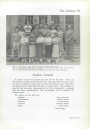Page 67, 1958 Edition, Danville High School - Clarion Yearbook (Danville, OH) online yearbook collection