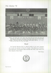 Page 68, 1958 Edition, Danville High School - Clarion Yearbook (Danville, OH) online yearbook collection