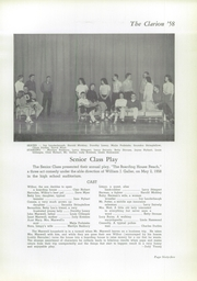 Page 69, 1958 Edition, Danville High School - Clarion Yearbook (Danville, OH) online yearbook collection