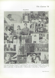 Page 71, 1958 Edition, Danville High School - Clarion Yearbook (Danville, OH) online yearbook collection