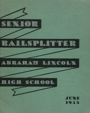 Holgate High School - Tiger Tales Yearbook (Holgate, OH) online yearbook collection, 1935 Edition, Page 1