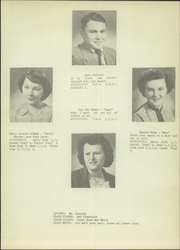 Page 15, 1952 Edition, Holgate High School - Tiger Tales Yearbook (Holgate, OH) online yearbook collection