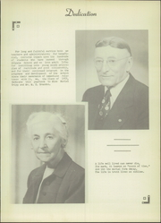 Page 5, 1952 Edition, Holgate High School - Tiger Tales Yearbook (Holgate, OH) online yearbook collection