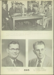 Page 8, 1952 Edition, Holgate High School - Tiger Tales Yearbook (Holgate, OH) online yearbook collection