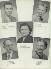 Page 12, 1954 Edition, Holgate High School - Tiger Tales Yearbook (Holgate, OH) online yearbook collection