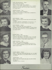 Page 14, 1954 Edition, Holgate High School - Tiger Tales Yearbook (Holgate, OH) online yearbook collection