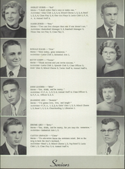Page 16, 1954 Edition, Holgate High School - Tiger Tales Yearbook (Holgate, OH) online yearbook collection