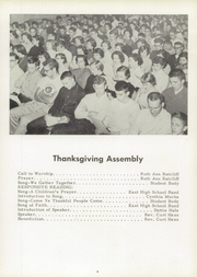 Page 13, 1955 Edition, East High School - Tartan Yearbook (Portsmouth, OH) online yearbook collection