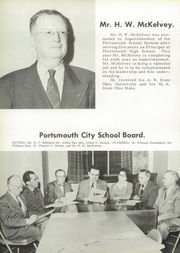 Page 16, 1955 Edition, East High School - Tartan Yearbook (Portsmouth, OH) online yearbook collection