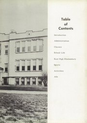 Page 7, 1955 Edition, East High School - Tartan Yearbook (Portsmouth, OH) online yearbook collection