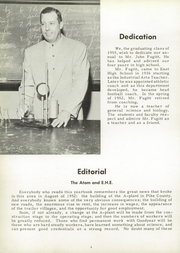 Page 8, 1955 Edition, East High School - Tartan Yearbook (Portsmouth, OH) online yearbook collection