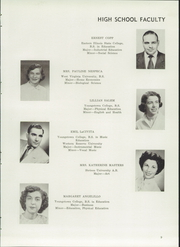 Page 13, 1953 Edition, Lowellville High School - Echo Yearbook (Lowellville, OH) online yearbook collection