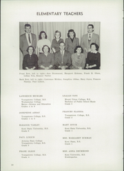 Page 14, 1953 Edition, Lowellville High School - Echo Yearbook (Lowellville, OH) online yearbook collection