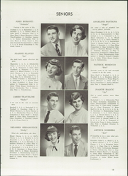 Page 17, 1953 Edition, Lowellville High School - Echo Yearbook (Lowellville, OH) online yearbook collection