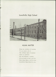 Page 7, 1953 Edition, Lowellville High School - Echo Yearbook (Lowellville, OH) online yearbook collection