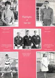 Page 11, 1969 Edition, Kyger Creek High School - Echo Yearbook (Cheshire, OH) online yearbook collection
