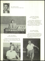 Page 16, 1960 Edition, Fort Recovery High School - Chant Yearbook (Fort Recovery, OH) online yearbook collection